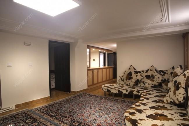 رزرو سوییت نیم طبقه ۶۰ متری دو خوابه در رشت