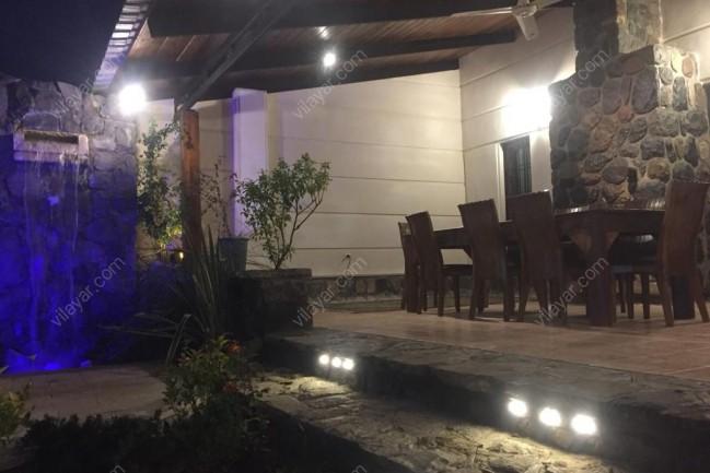 اجاره ویلا با استخر و جکوزی و آلاچیق در رامسر
