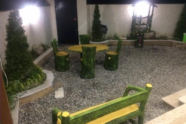 اجاره ویلای شیک و نقلی دوخوابه با استخر در رامسر