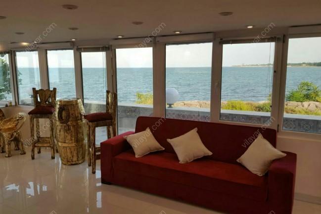 اجاره ویلا  VIP ساحلی در رامسر