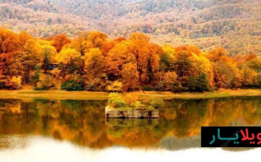 دریاچه عباس آباد بهشهر در مازندران