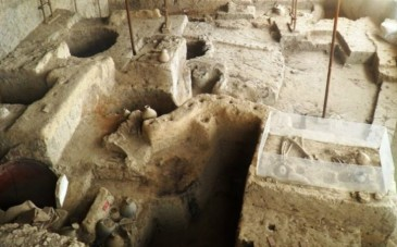 سایت موزه گوهر تپه در بهشهر