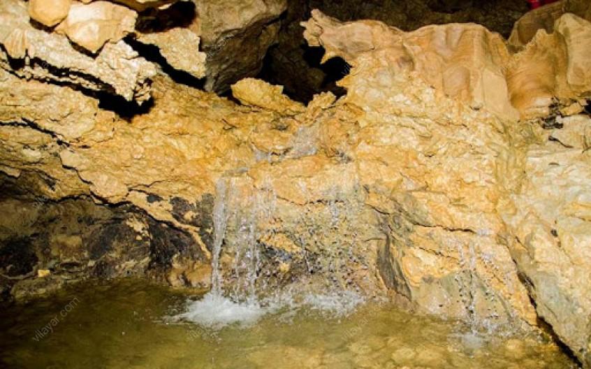 غار دانیال