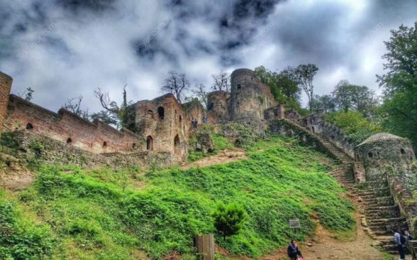 دلیل اهمیت قلعه رودخان