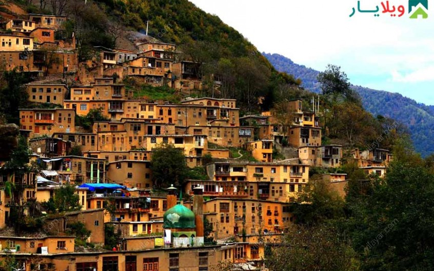 ماسوله؛ روستای پلکانی ایران