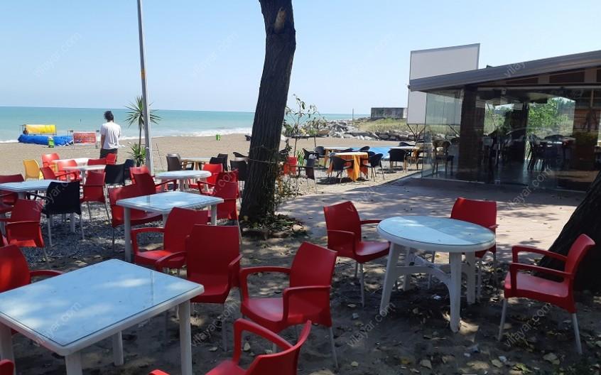رستوران مارکو در دریاکنار