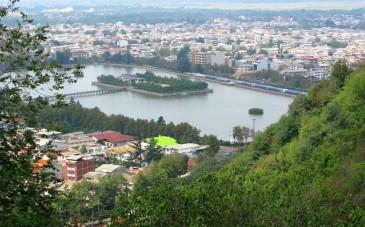 بام سبز و تلهکابین؛ منظرهای منحصربهفرد در لاهیجان