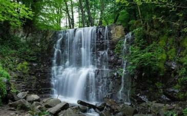اجاره ویلا در جنگل سیاهکل آبشار لونک