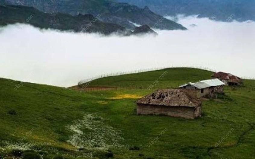 ییلاق سلانسر؛ سفری بر فراز ابرها