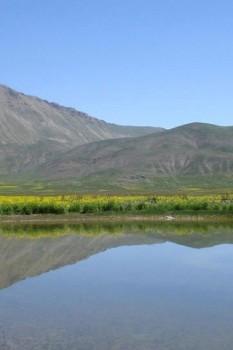 چشماندازی زیبا از پارک ملی لار