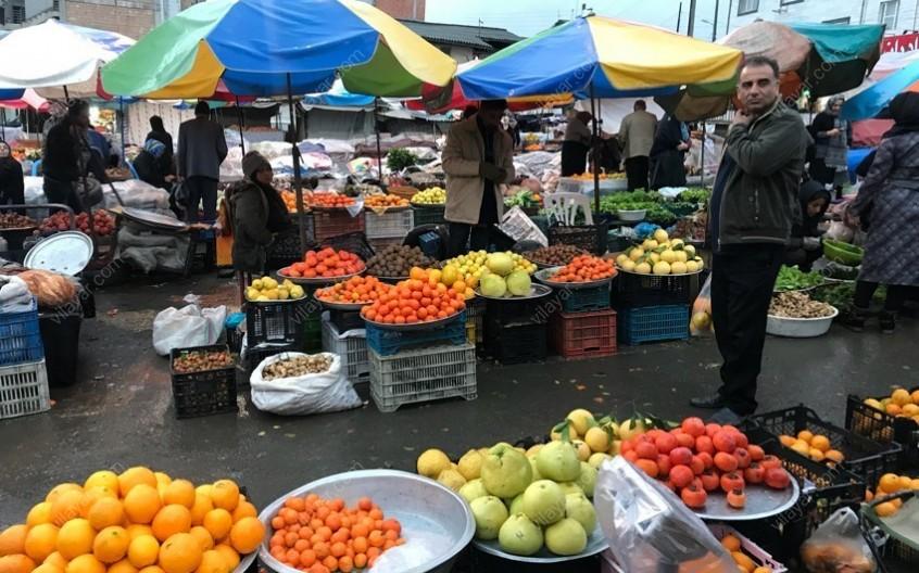 بازار سنتی بابل