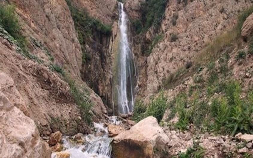 سفر به جاذبه ی بکر آبشار پرومد