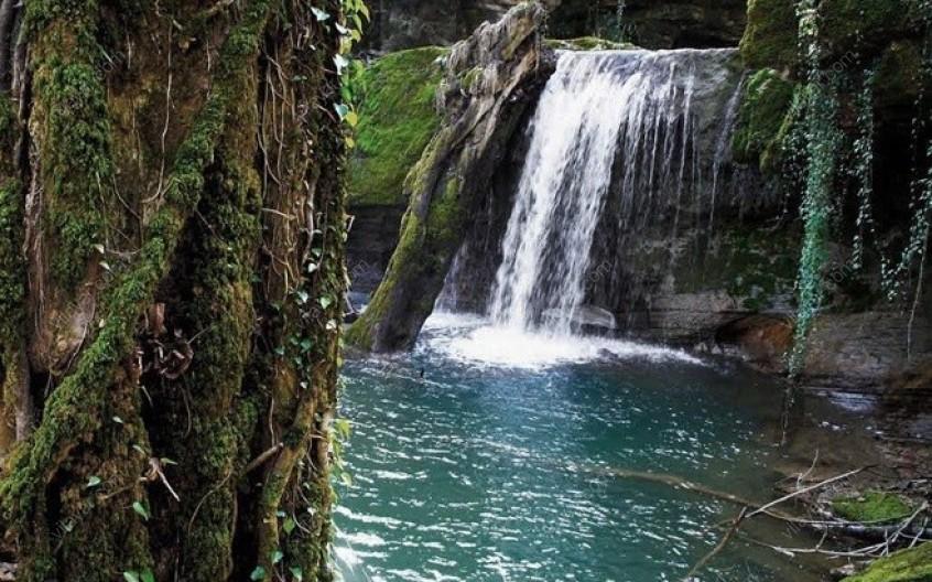 سفر به طبیعت بینظیر آبشار تیرکن