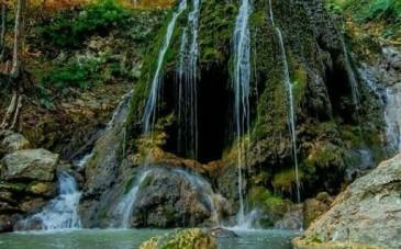 مناظر بکر و دیدنی آبشار اسپه او