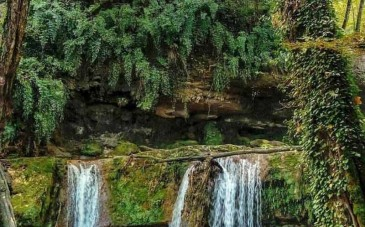 لذت سفری هیجانانگیز به هفت آبشار بابل