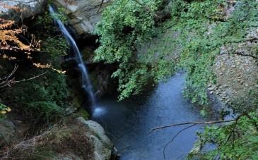 آبشارهای روستای ساسنگ