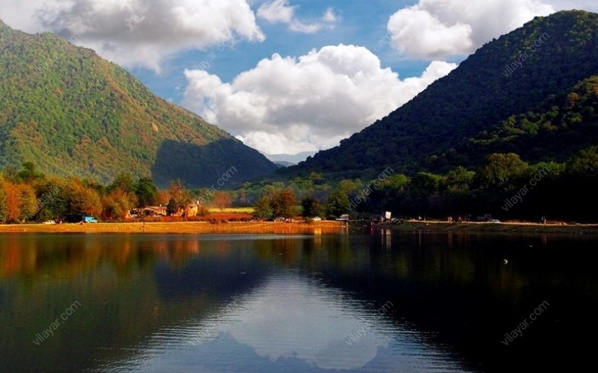 دریاچه زرین گل- علی آباد کتول نگین استان گلستان