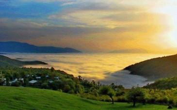 سفر به منطقه درفک و کوه درفک - سرزمین مه و خورشید