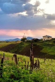 قلعه صلصال لیسار- دژی بر فراز تالش