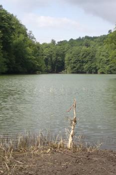 دریاچه چورت یکی دیگر از جاذبه های گردشگری استان مازندران