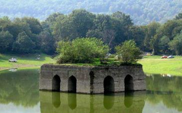 معرفی باغ تاریخی عباس آباد، یکی از جاذبه های گردشگری استان مازندران