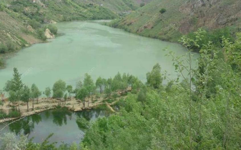 چشمه آبگرم آب اسک از جاذبه های گردشگری کدام استان می باشد؟
