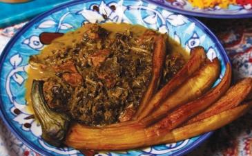 معرفی غذا های محلی استان مازندران قسمت اول