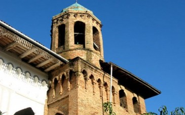 حمام گلشن لاهیجان ؛ یادگاری زیبا از دوران قاجار