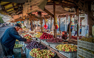 معرفی بازار های محلی استان مازندران