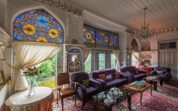 عمارت عبدالعلی خان صوفی؛ یادگاری به جا مانده از دوران قاجار