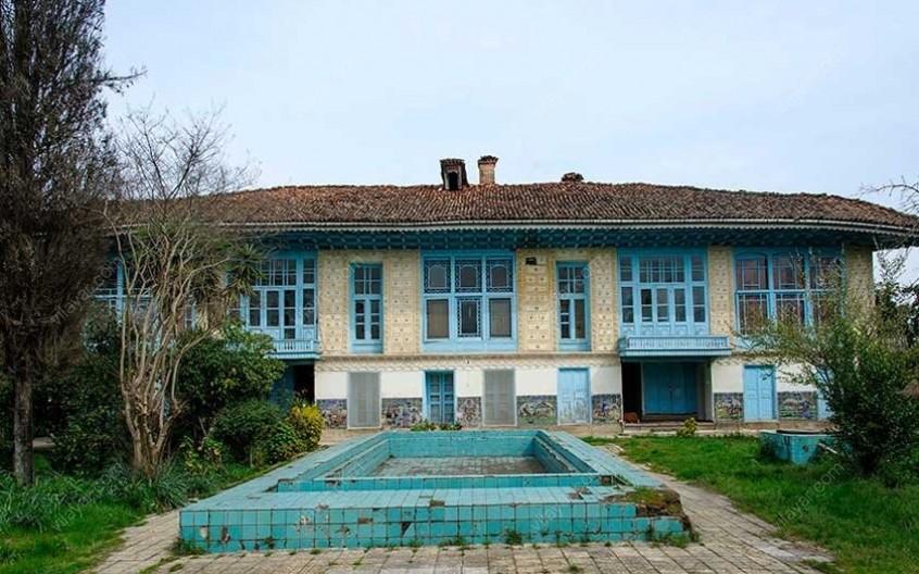 خانه محمد تقی صوفی سیاوش؛ جاذبه ای زیبا در قلب املش