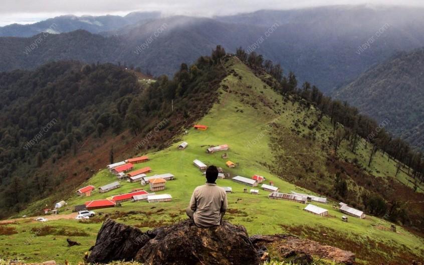 ییلاق ماسال؛ تجربه یک سفر رویایی در ارتفاعات شهرستان زیبای ماسال