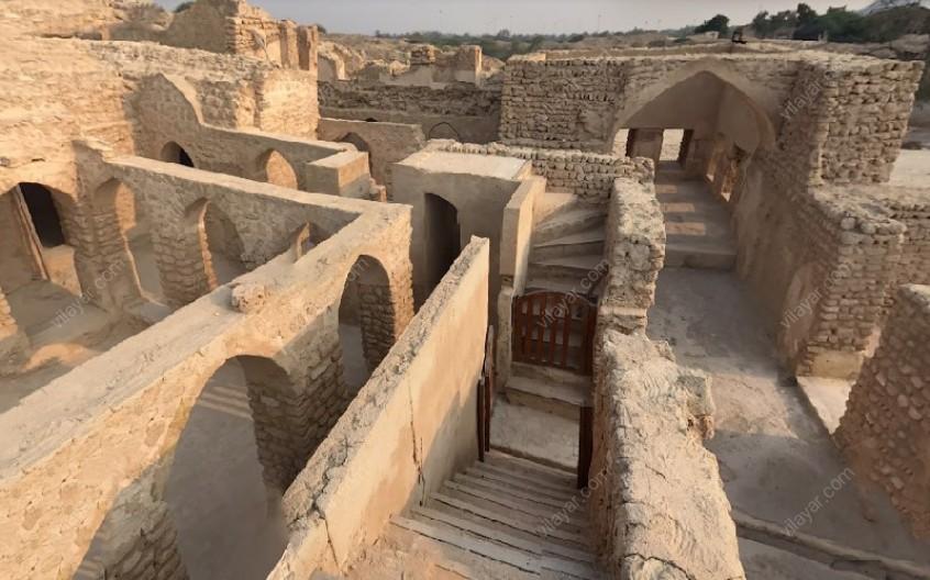 جاذبههاي شهر باستاني حريره