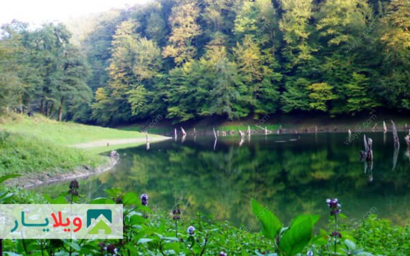 عکس ها و خاطرات دیدار از دریاچه چورت در مازندران