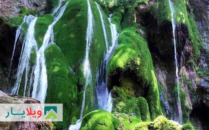 بهترین تصاویر و راهنمای سفر به آبشار اوبن در ساری