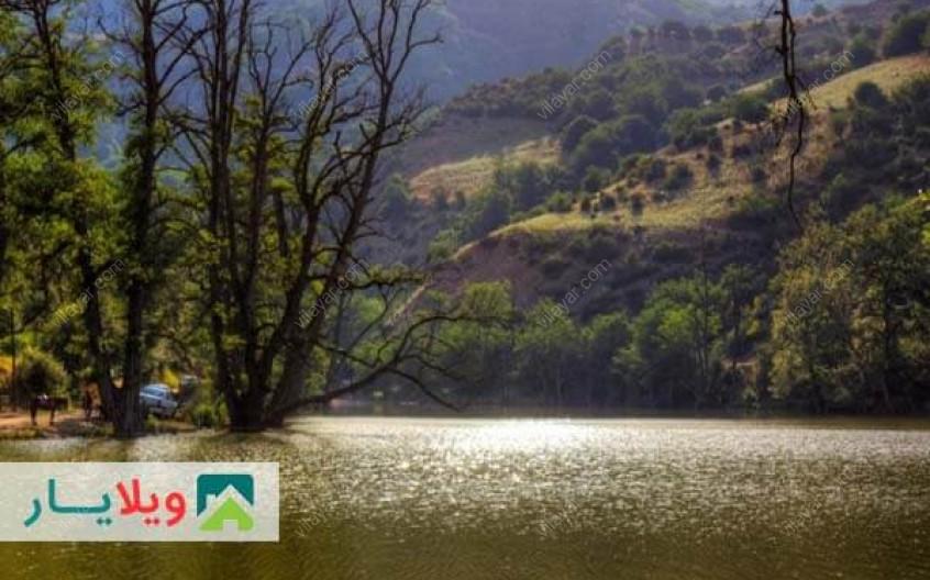 تصاویر و راهنمای سفر به دریاچه شورمست در سوادکوه مازندران