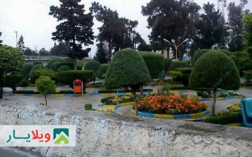 پارک دهکده طلایی آمل برای تفریحی چند منظوره در شمال