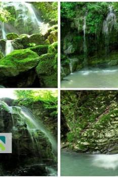 راهنمای دیدار از آبشارهای کوهسر، قطعه ای رویایی از بهشت در زمین