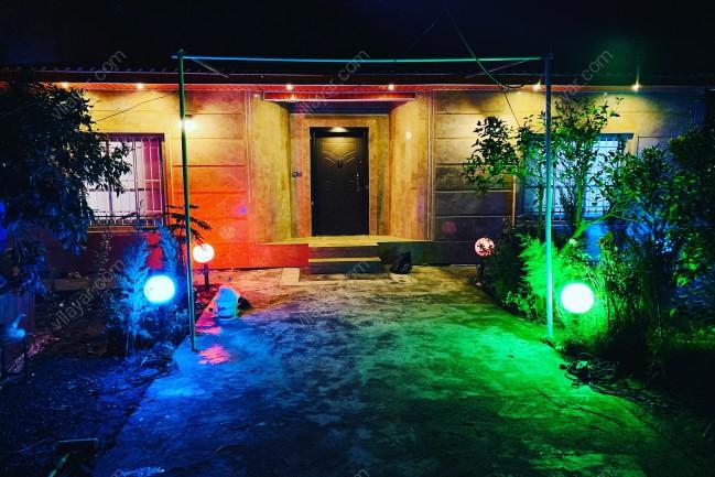 اجاره ویلا باغ استخردار با جکوزی محمودآباد