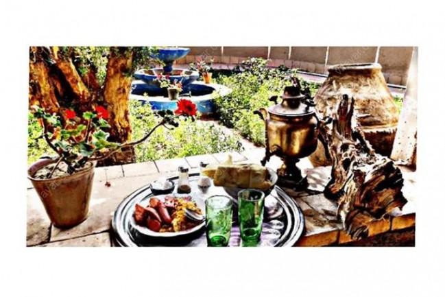 رزرو اقامتگاه بومگردی قیطران در کرمان