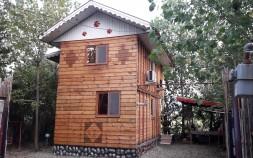 اجاره کلبه چوبی در ماسال