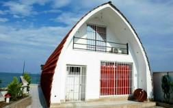 ویلا اجاره ای در نوشهر ساحلی لب ساحل