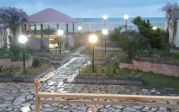 اجاره ویلای ۳خوابه  حیاط دار بزرگ ساحلی  چالوس