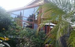اجاره کلبه چوبی جکوزی دار،بیلیاردی در رامسر