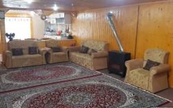 اجاره آپارتمان مبله چوبی در رضوان شهر گیلان