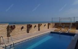 اجاره ویلا استخر روباز ساحلی در شیرود